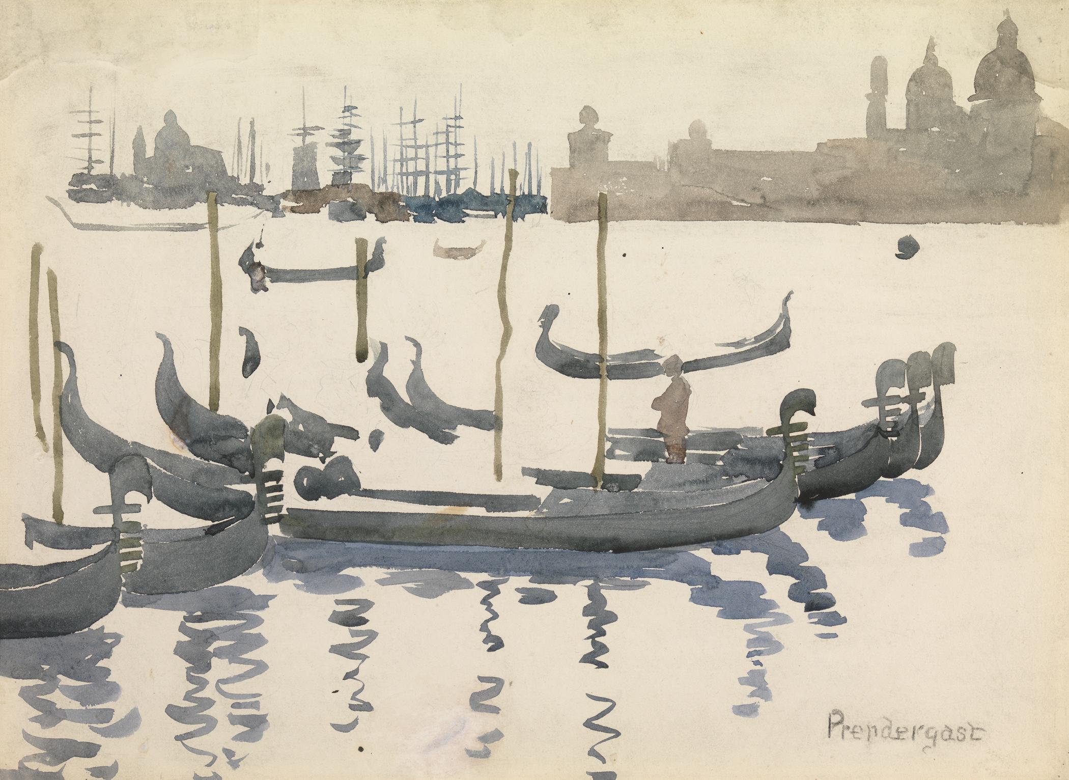 Maurice Prendergast (1858-1924)