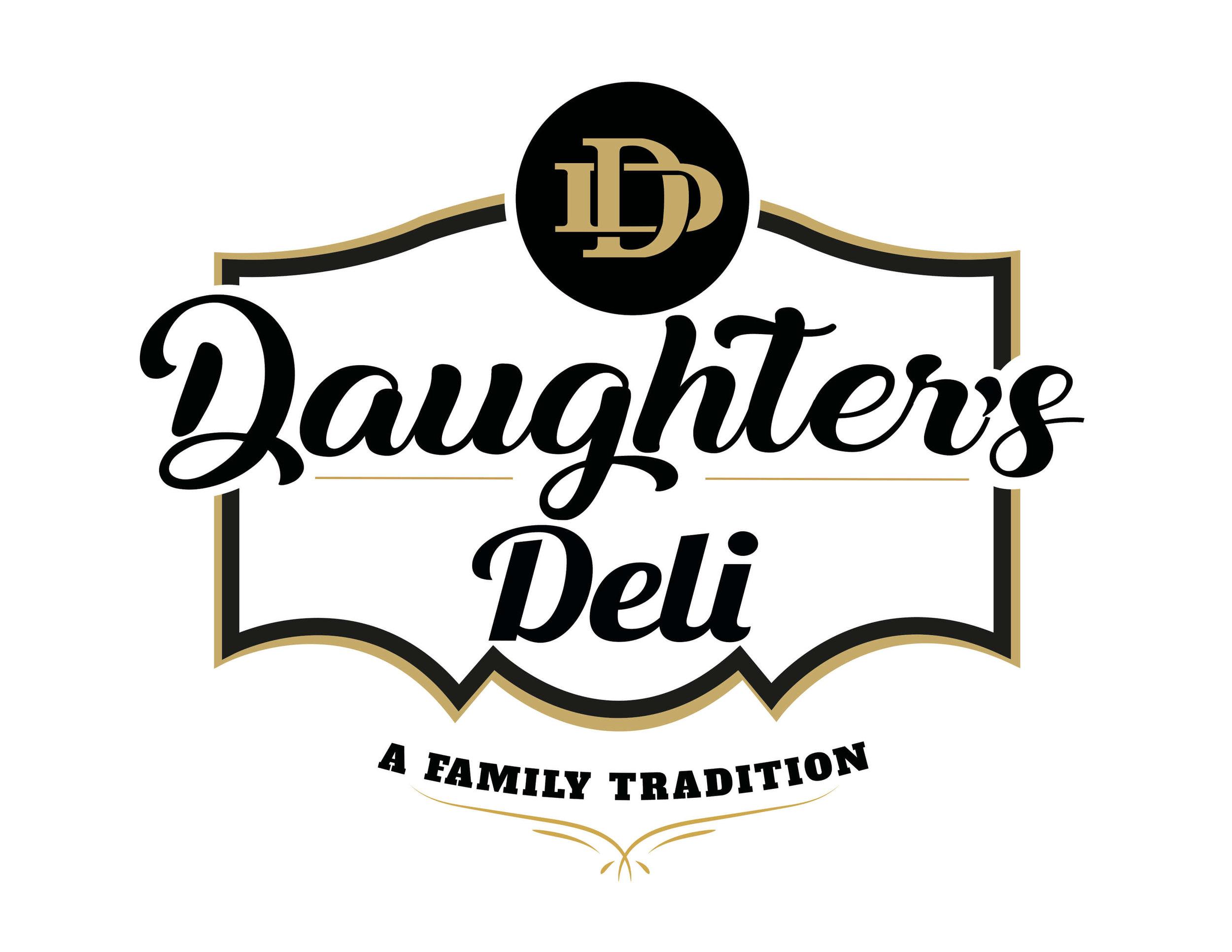 The Daughters Deli Logo