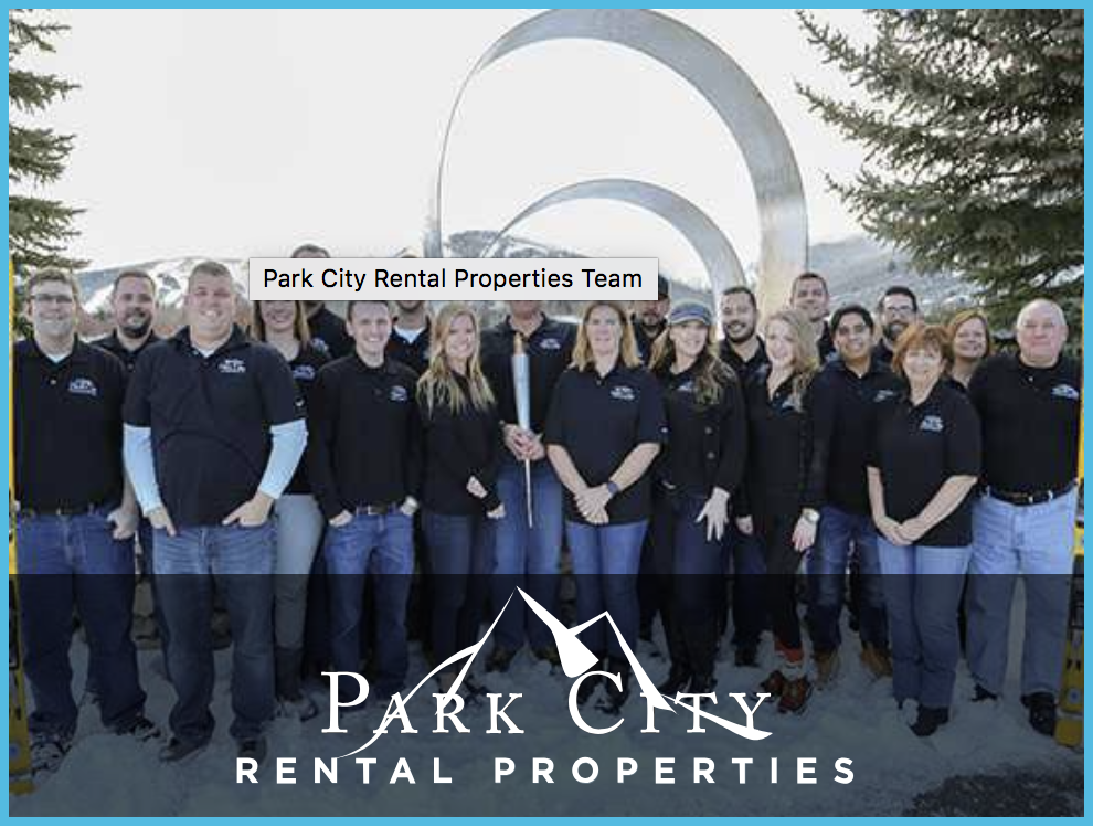 Park City Rental Properties    Local knowledge matters when selecting a rental home for a family, friends or team vacation. these guys know the market, know where you're most likely to have the best trip possible and are willing to share a locals knowledge on where to get the best taco, bowl of soup, see a movie or have a cocktail (with alpine distilling!).