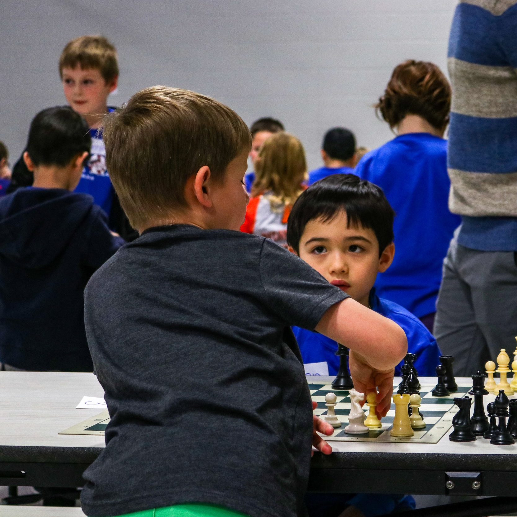 10 benefits of teaching kids to play chess -