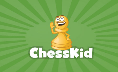 - Online chess play specifically tailored to children!