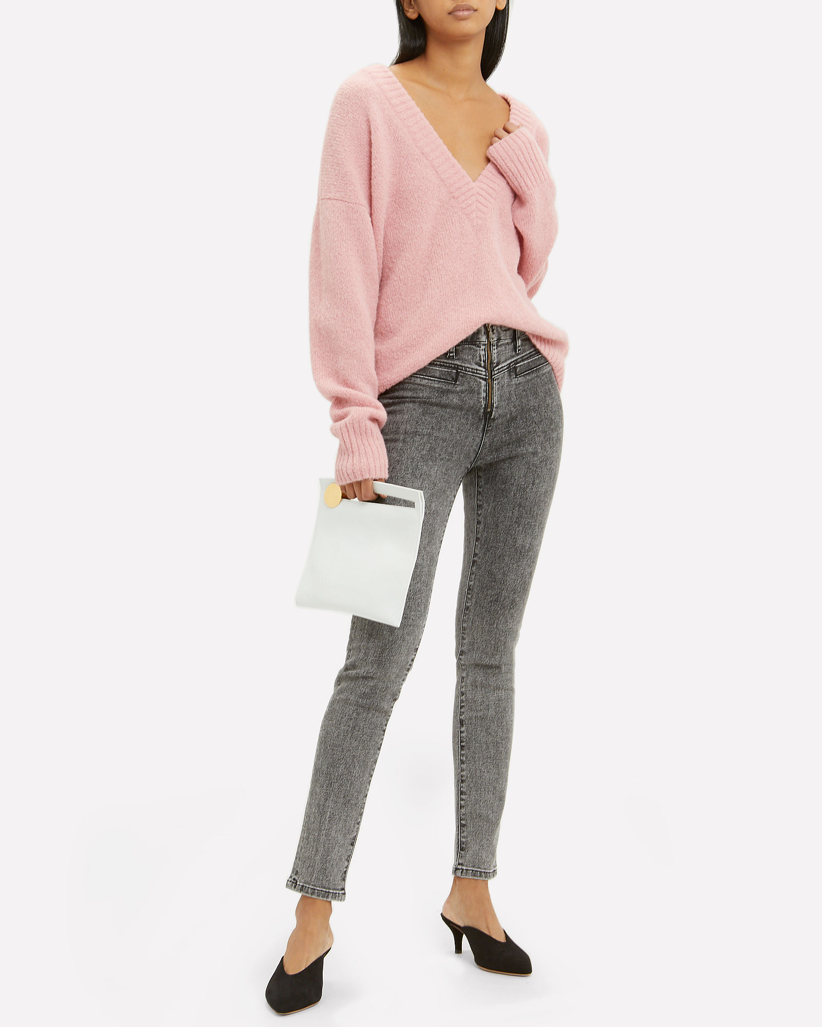 2. Daring denim - Find your perfect pair just right for casual work days—or girls night out.