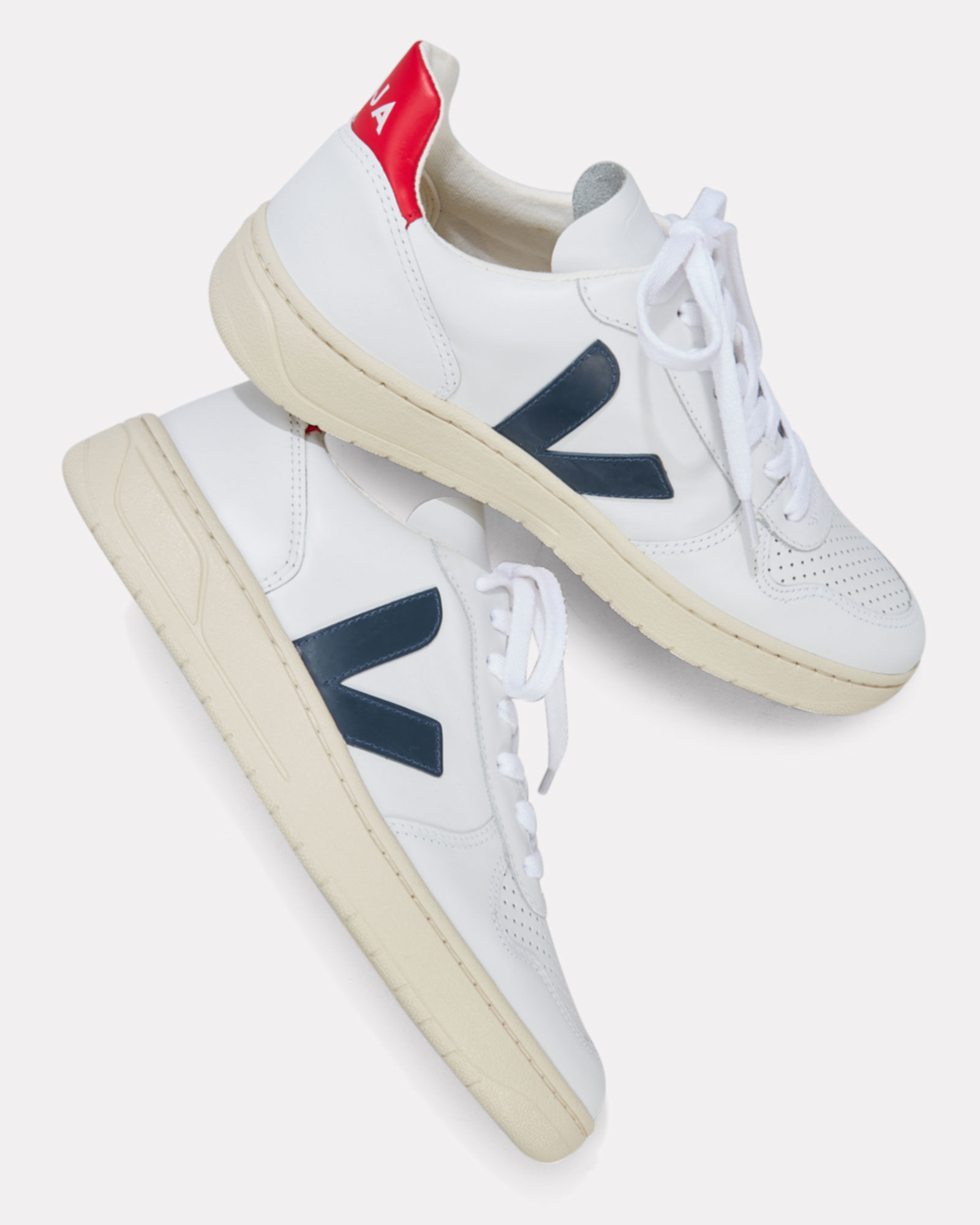 5. Fancy footwork - The upgraded sneaker is the shoe trend you need this season.
