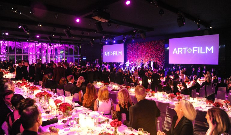 Proceeds from the Gala are used to support LACMA's initiative to make film more central to the museum's curatorial programming, while also funding LACMA's broader mission.