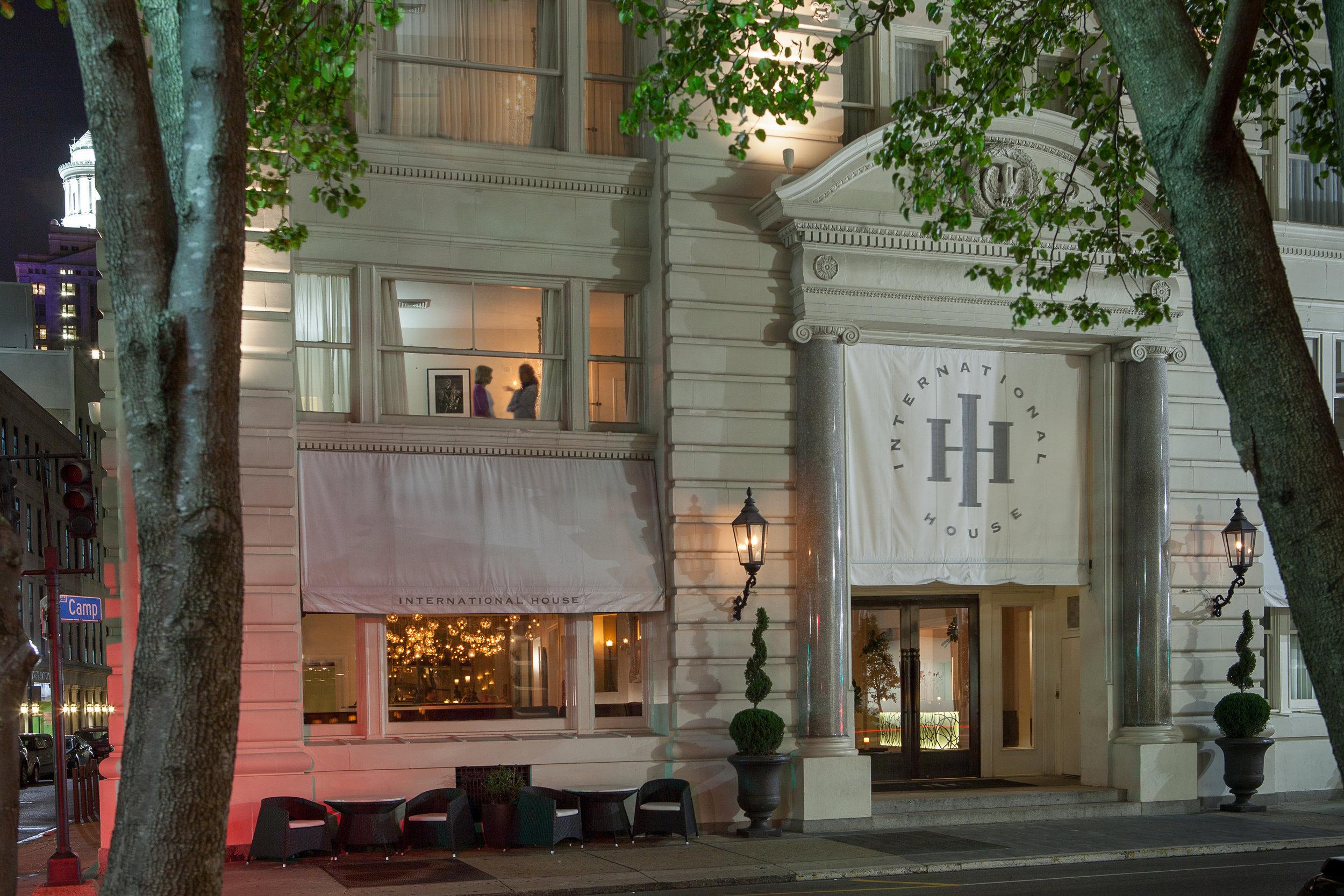 Photo courtesy of International House Hotel