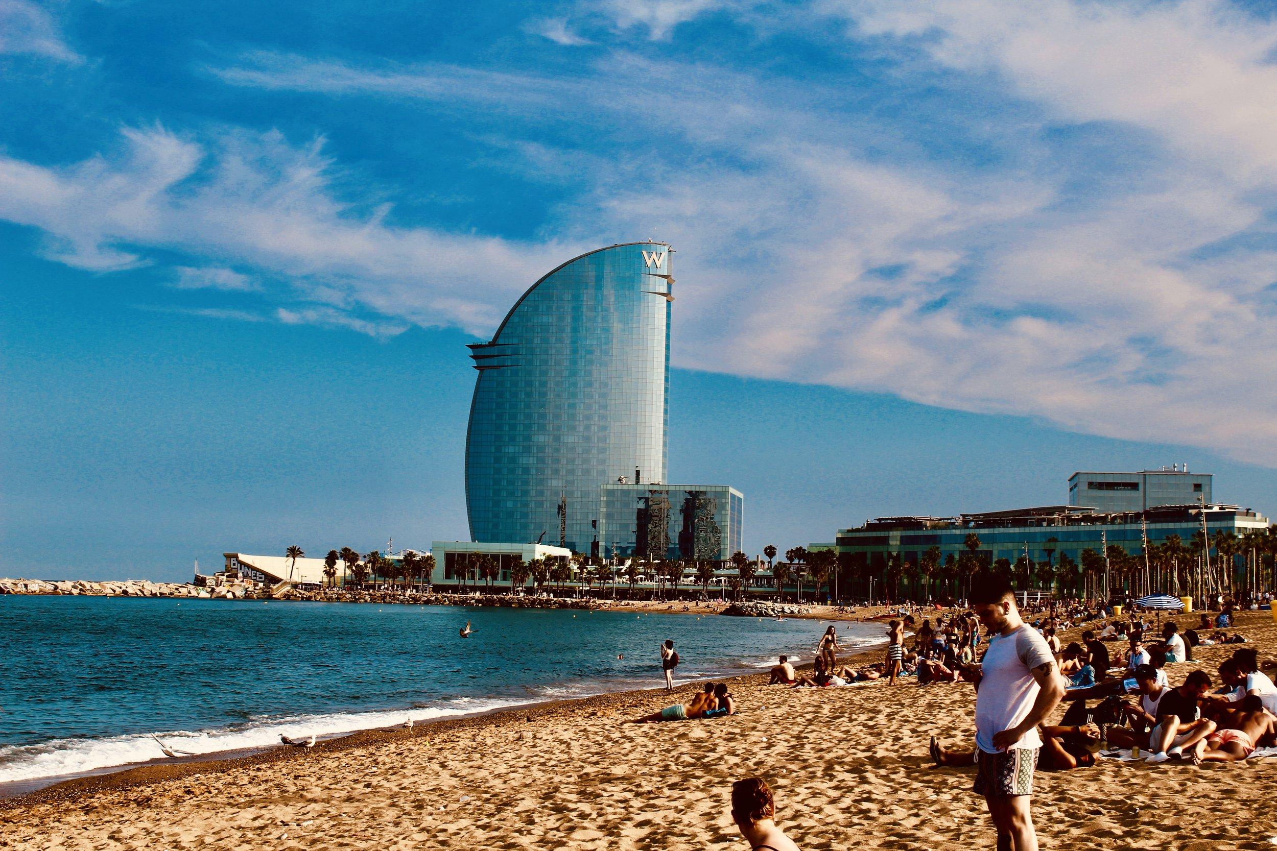 Barceloneta - W Hotel