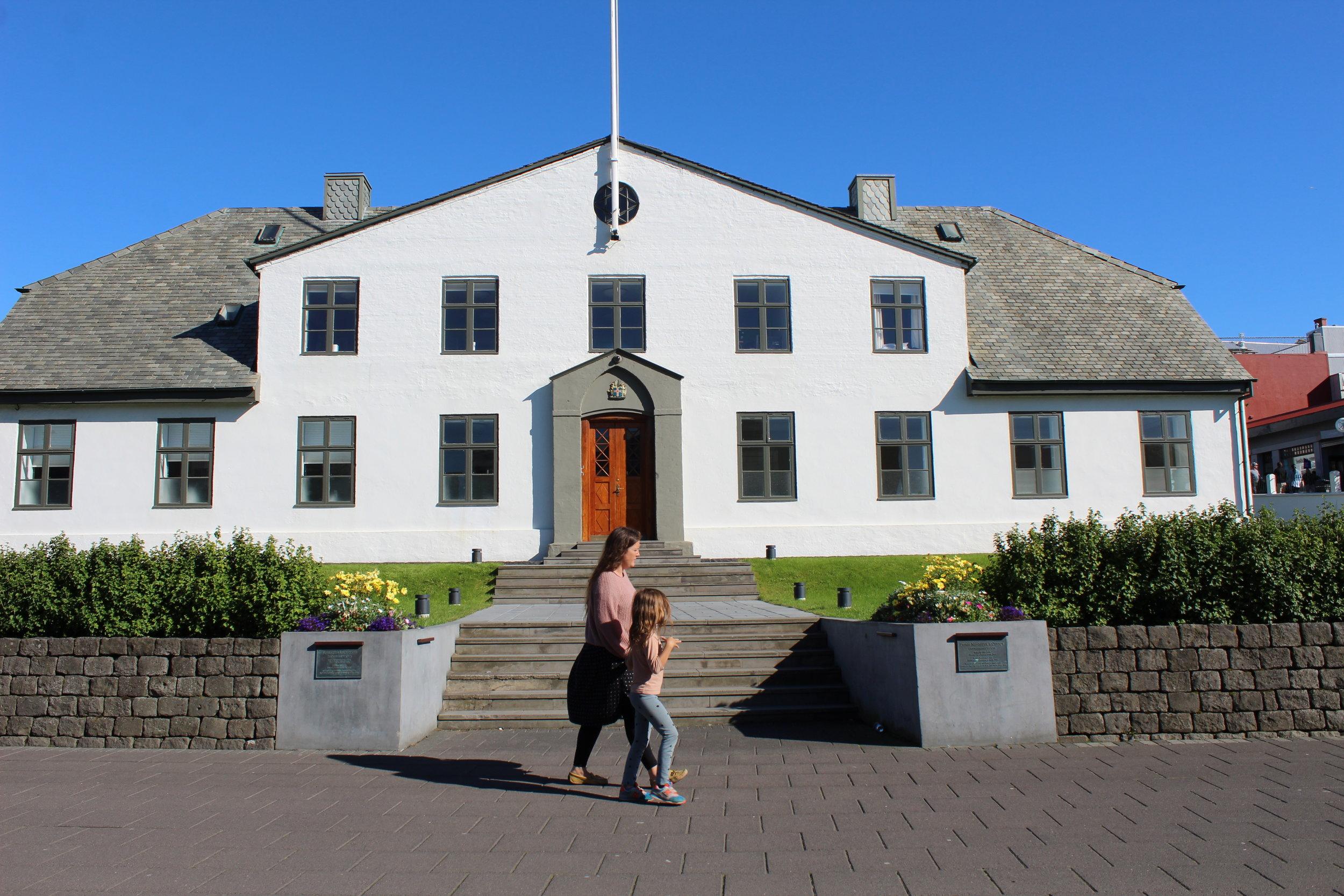 Prime Minister's House