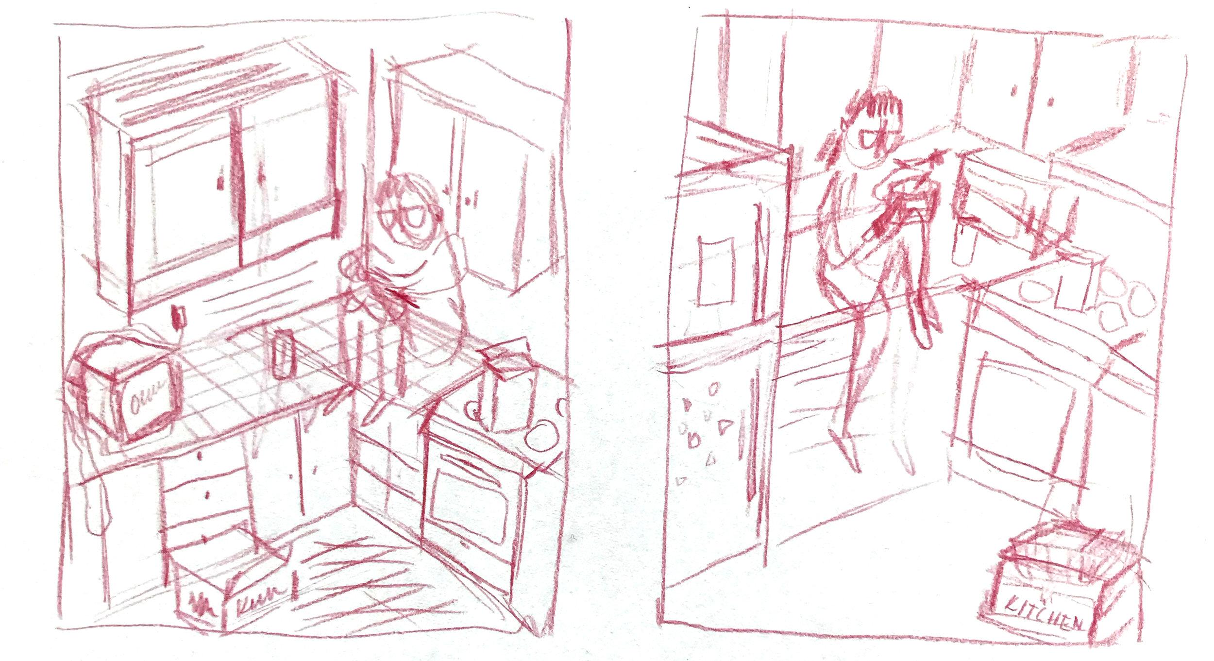 Thumbnail layouts