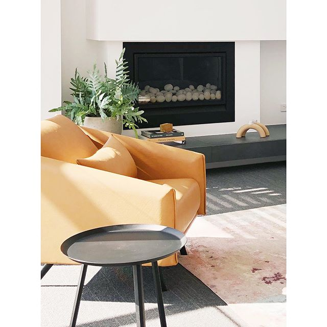 One pic from our shoot with @diannasnape - an iPhone image that does not do justice to this piece. The Costura Chair by Stua paired with @rossgardam 'Tailored' side table on the 'Faded Neon' area rug by Tappetti. We are grateful for the suppliers we have, these pieces provided by Stylecraft for the shoot. Images to follow - as said iPhone really only offers a peek, so that's what this is.  Selections below  Tappetti Faded Neon Rea Rug  RRP $11,187.15 Tailored Side Table by Ross Gardam RRP $770.00 Costura Armchair in Elmo Baltique Leather by Stua. RRP $6061.87 All available from @stylecraftfurniture  #baileystudio #stylists #shelf #melbournebased #design #style #tailored #armchair #loosefurniture #furniture #coffeetable #geometry #monochromestyle #melbourne #interiordesign #homeinspo #sidetable #detailing #instastyle #picoftheday #decor #stylist #stylesmiths #melbournedesign #bespoke #interiordesigner #interiordecor #productdesign #anythinginbetween