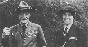 """Baden Powell - """"look wide, and even when you think you are looking wide, look wider still!"""""""