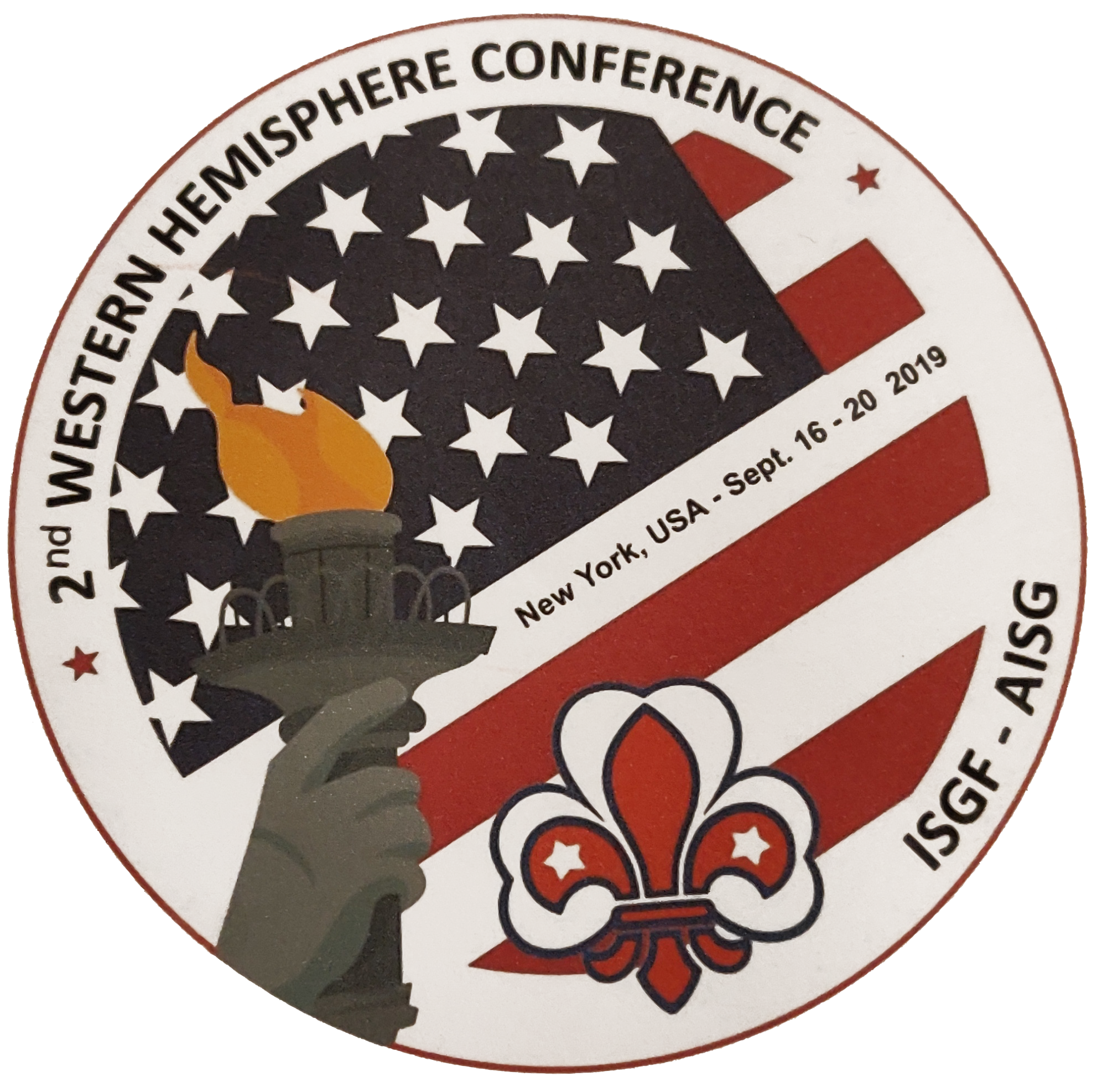 september 16 - 20, 2019 - Western Hemisphere CONFERENCE is coming soon!!
