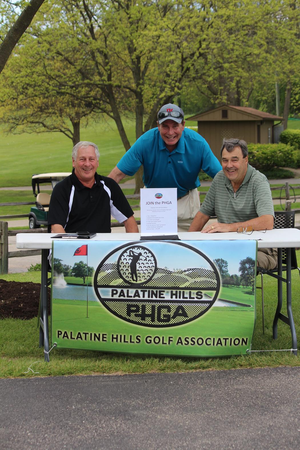 Dan, Karl, Bill Head to Hills.jpg