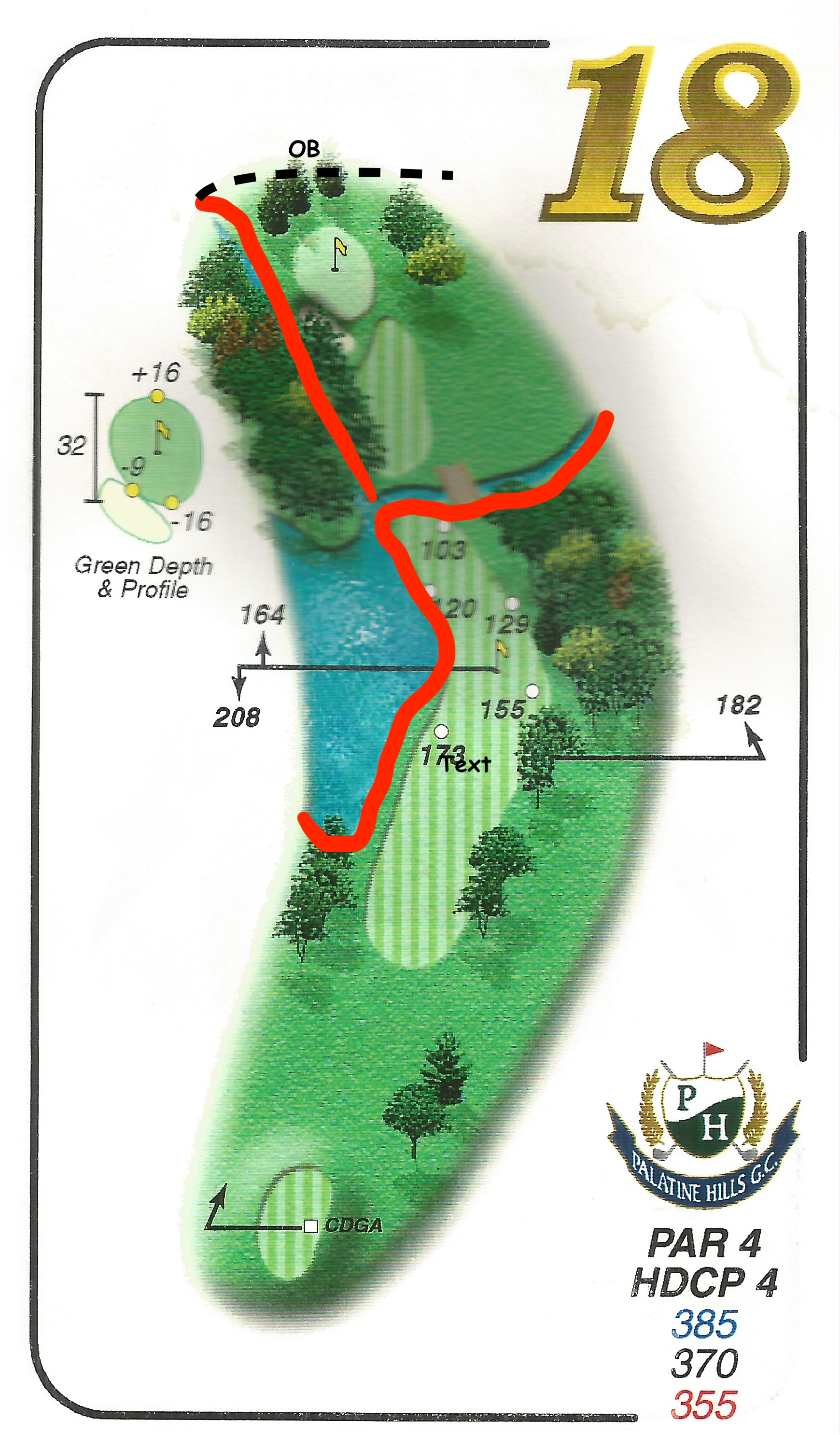Palatine Hills #18 with penalty area.png