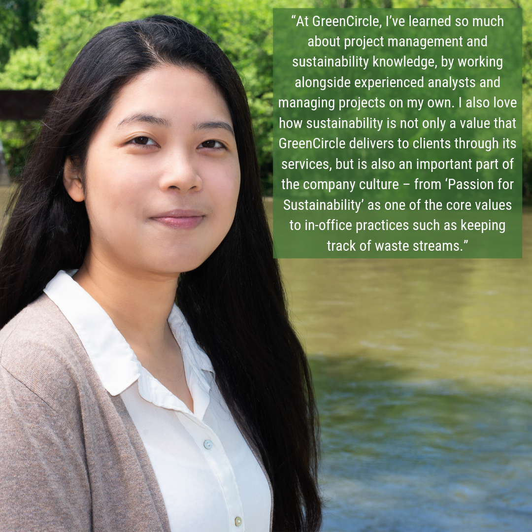 Linh Pham - Franklin & Marshall CollegeEnvironmental Studies & Business