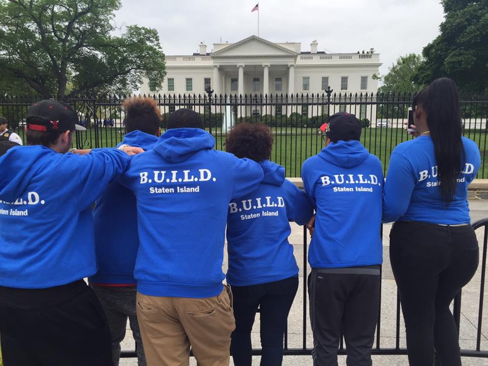 YouthB.U.I.L.D. Staten Island's annual trip to Washington, DC