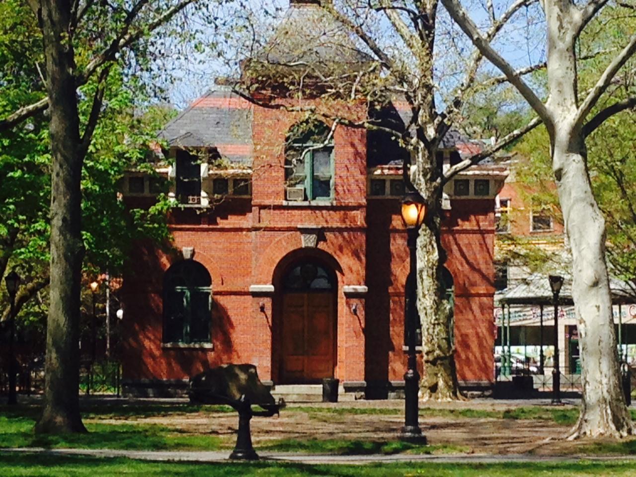 Historic Tappen Park, Stapleton New York
