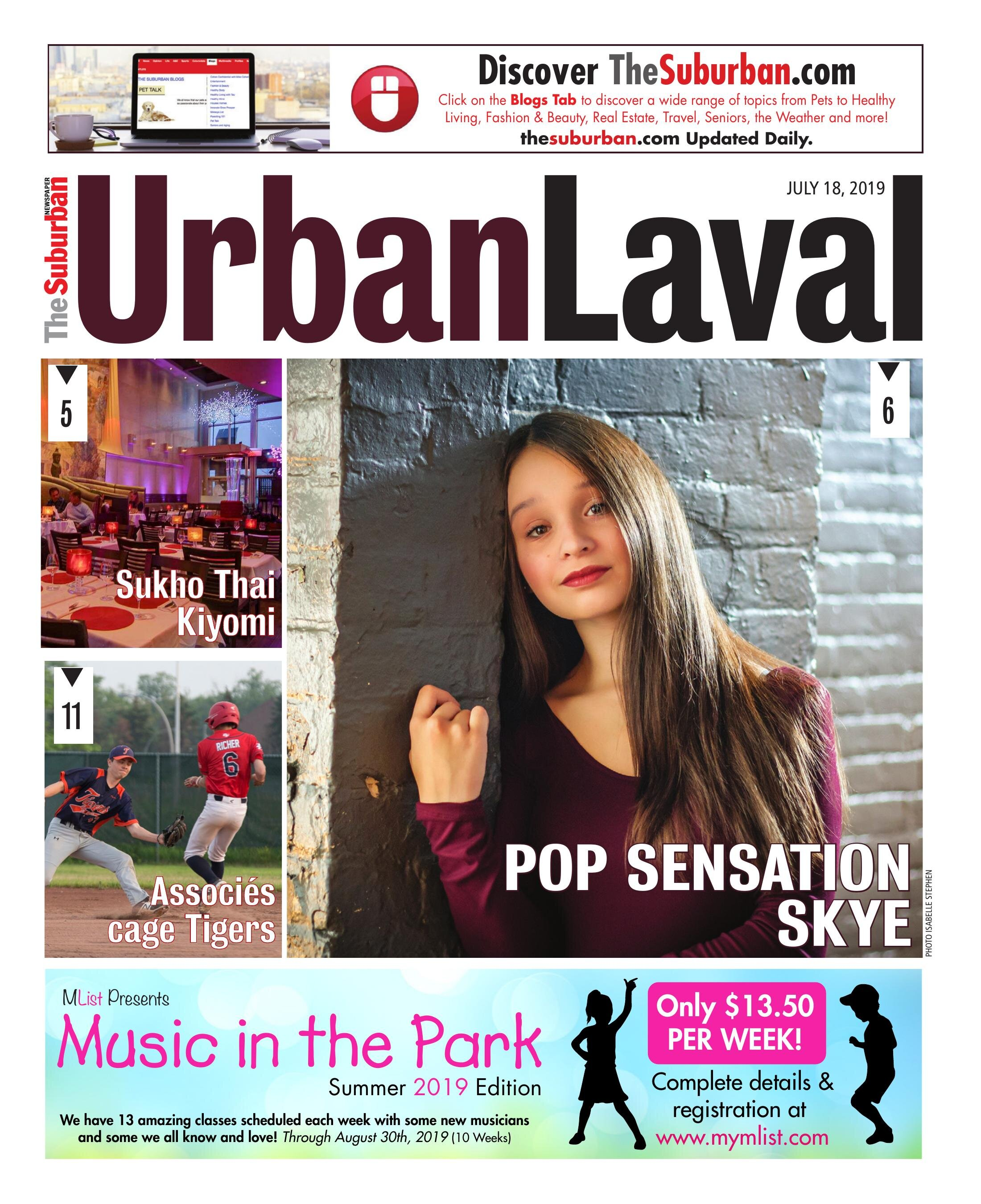 THE SUBURBAN ARTICLE//NEWSPAPER: http://www.thesuburban.com/news/city_news/ianiciello-takes-the-  scene/article_4453c11b-0ee2-5d22-9796-a1fd3fbe3079.html