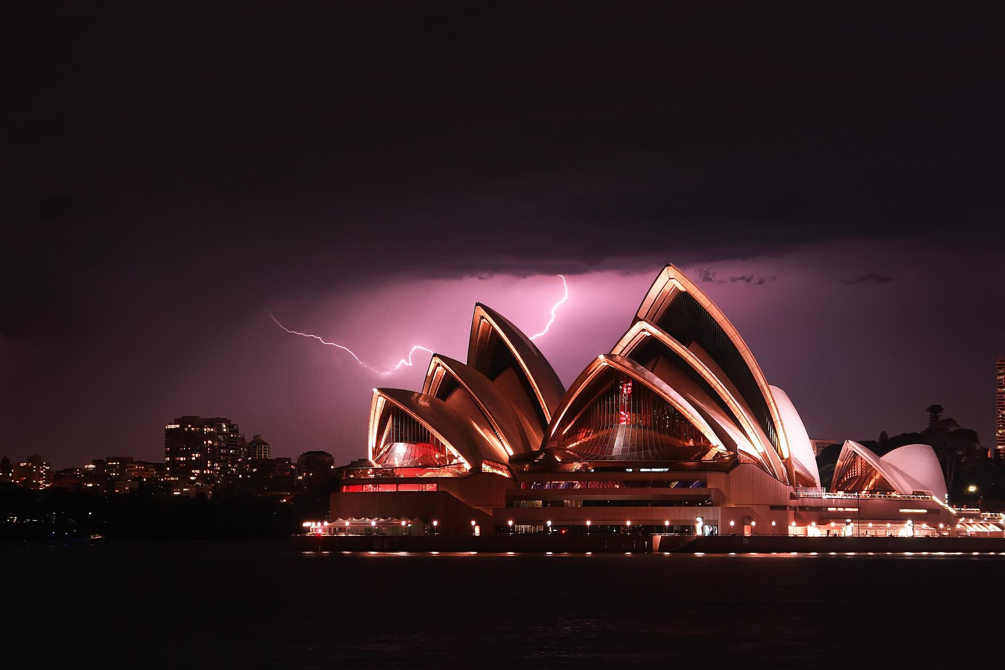 1. Opera House - Lightning - George Suresh.jpg