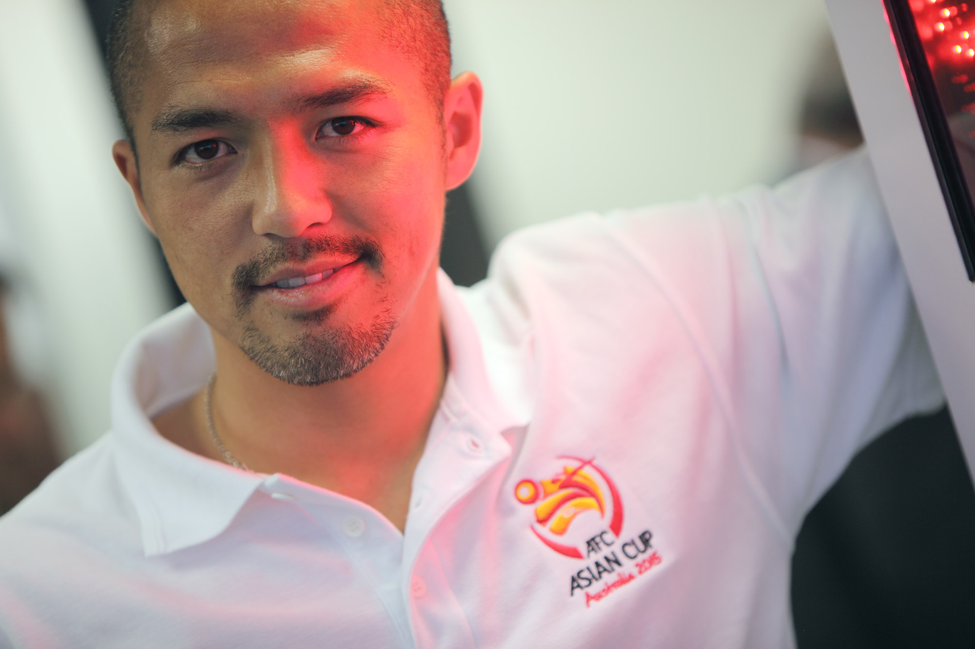 Shinji Ono - Japanese Footballer & WSW by: George Suresh