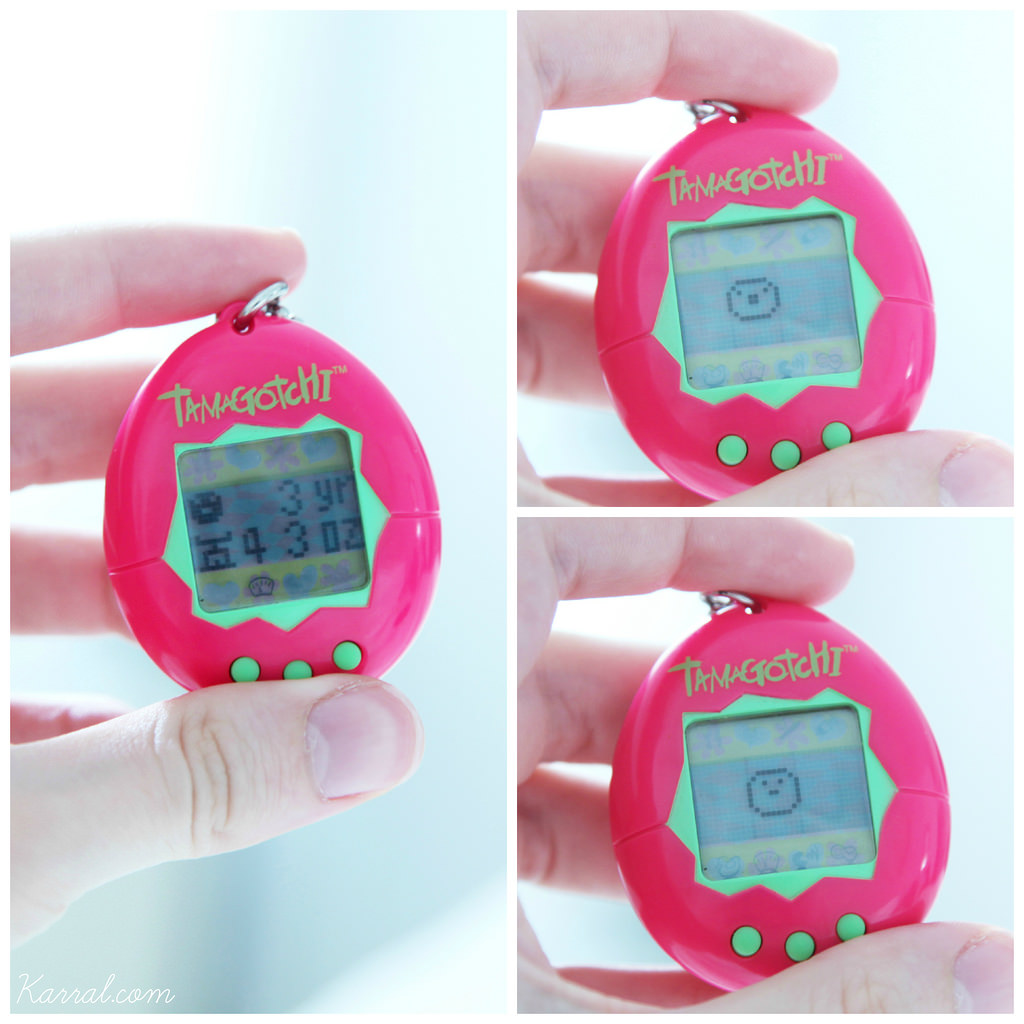 """""""Perhaps this was the origin of simulated life. My Tamagotchi, (Virtual pet) was the first piece of technology I was addicted to. It is interesting to observe where our relationship with Artificial Intelligence has come to, along the years"""""""