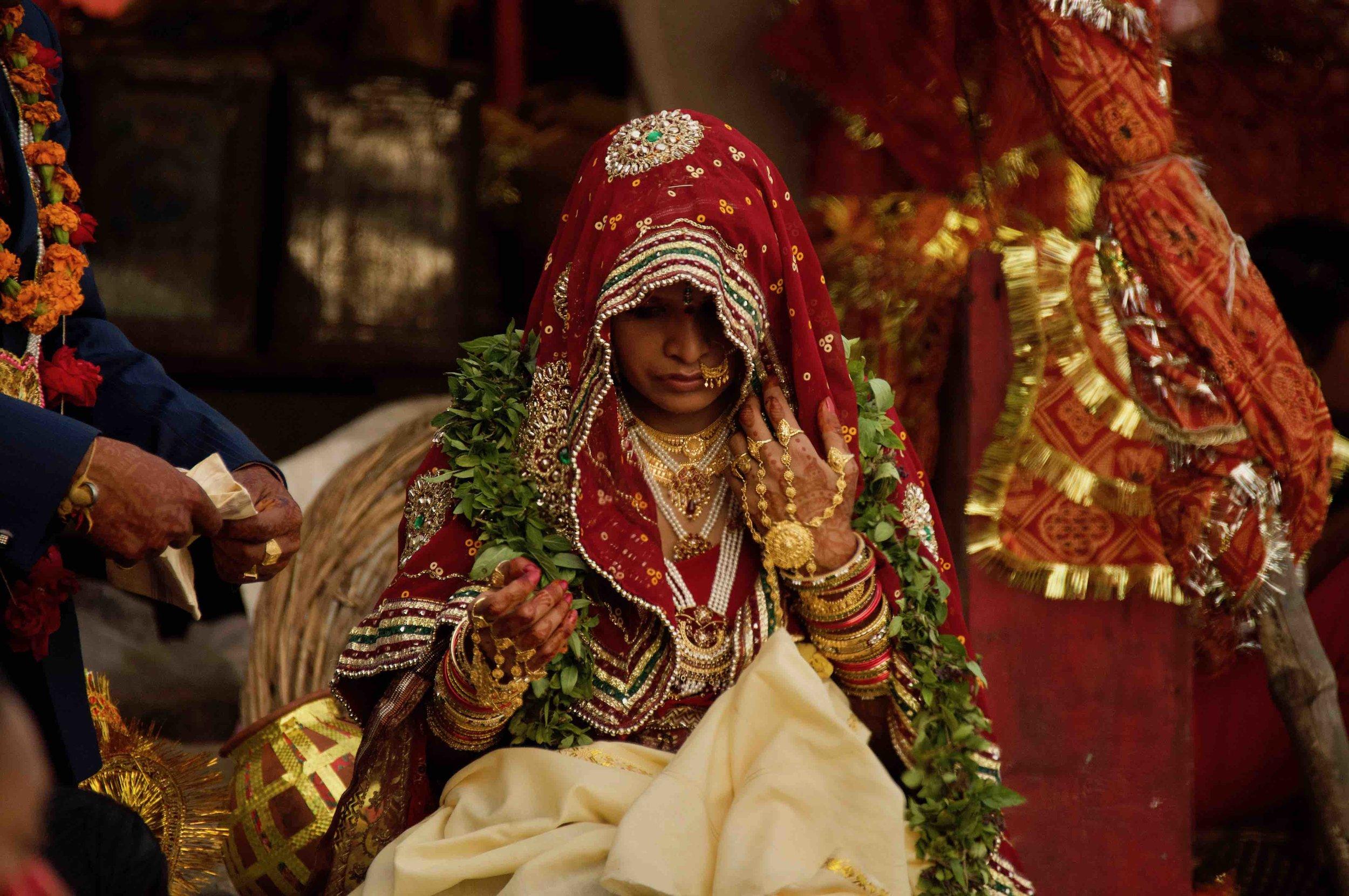 Wedding Indian Bride