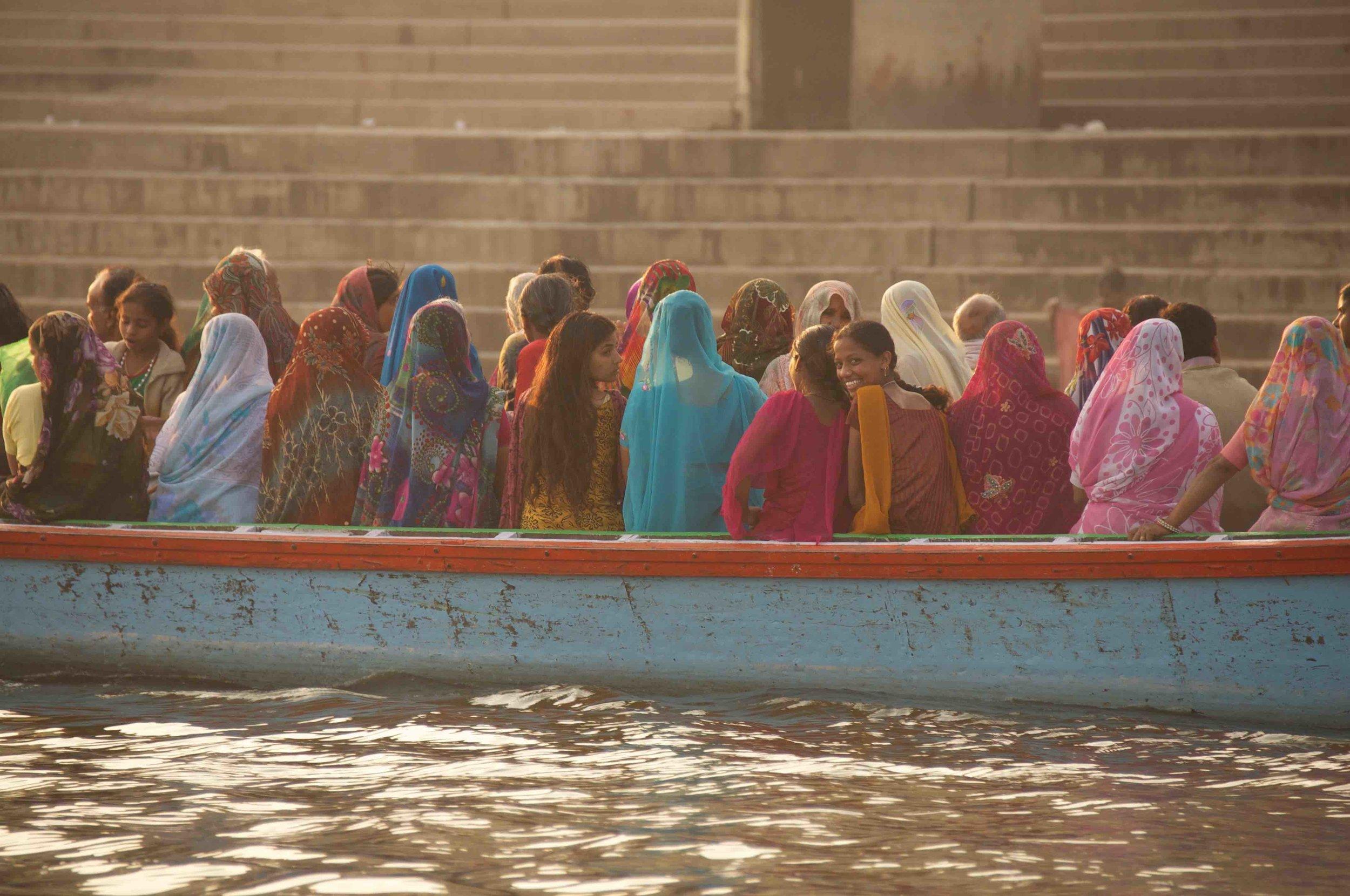Ganga Pilgrimage