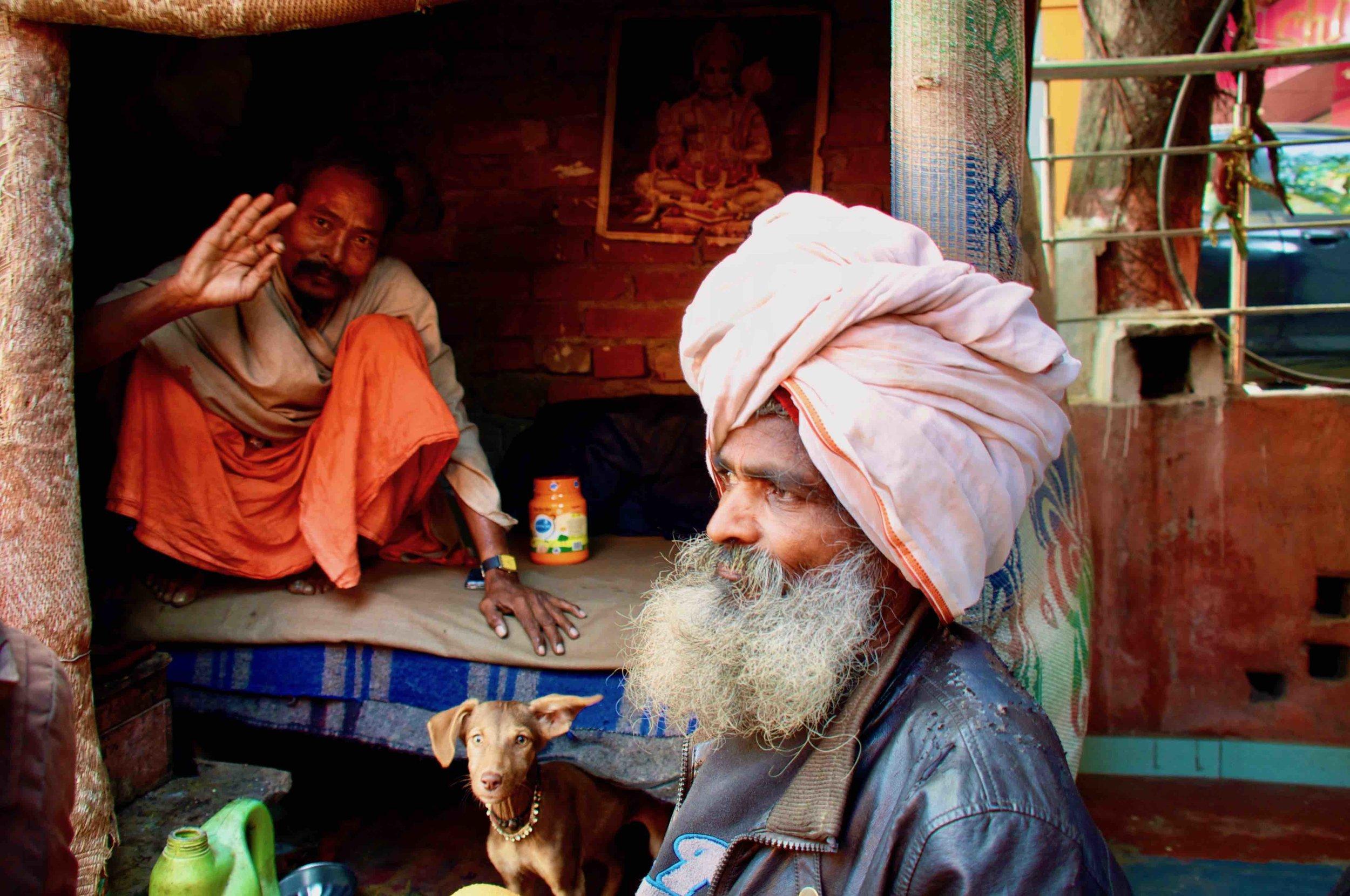 Indian Yogins