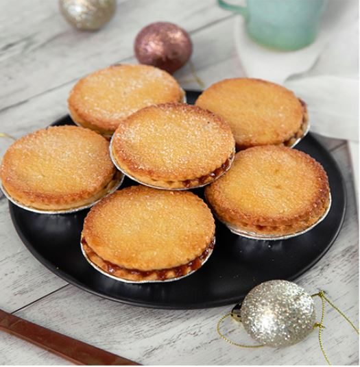 The most scrumptious fruit mince pies from  Mt Dandenong Bakery .