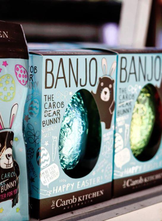 Jefferies The Carob Kitchen Banjo the Bunny Easter Egg.JPG