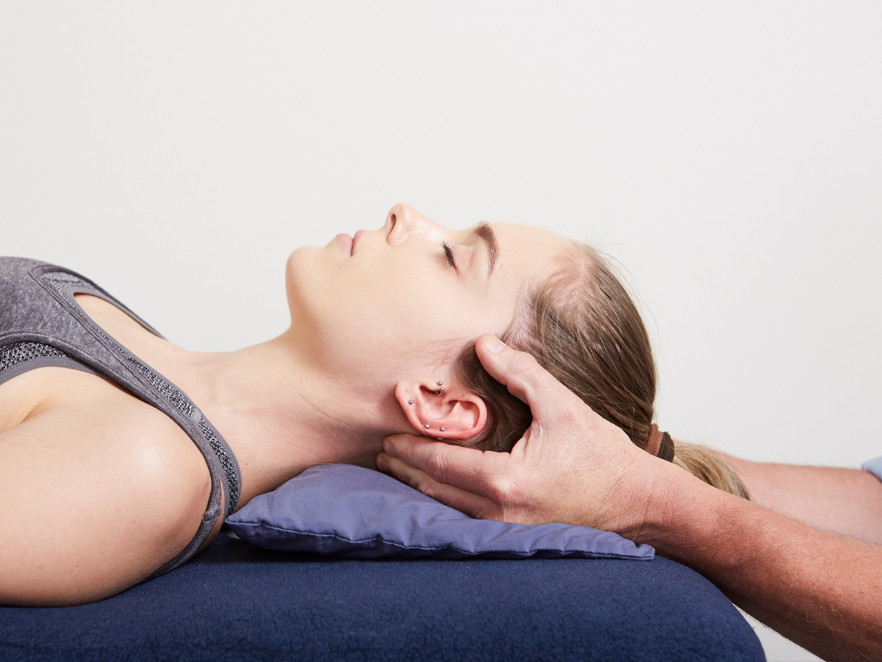 Not all severe, recurring headaches are migraines. Headaches arising from the neck are known as