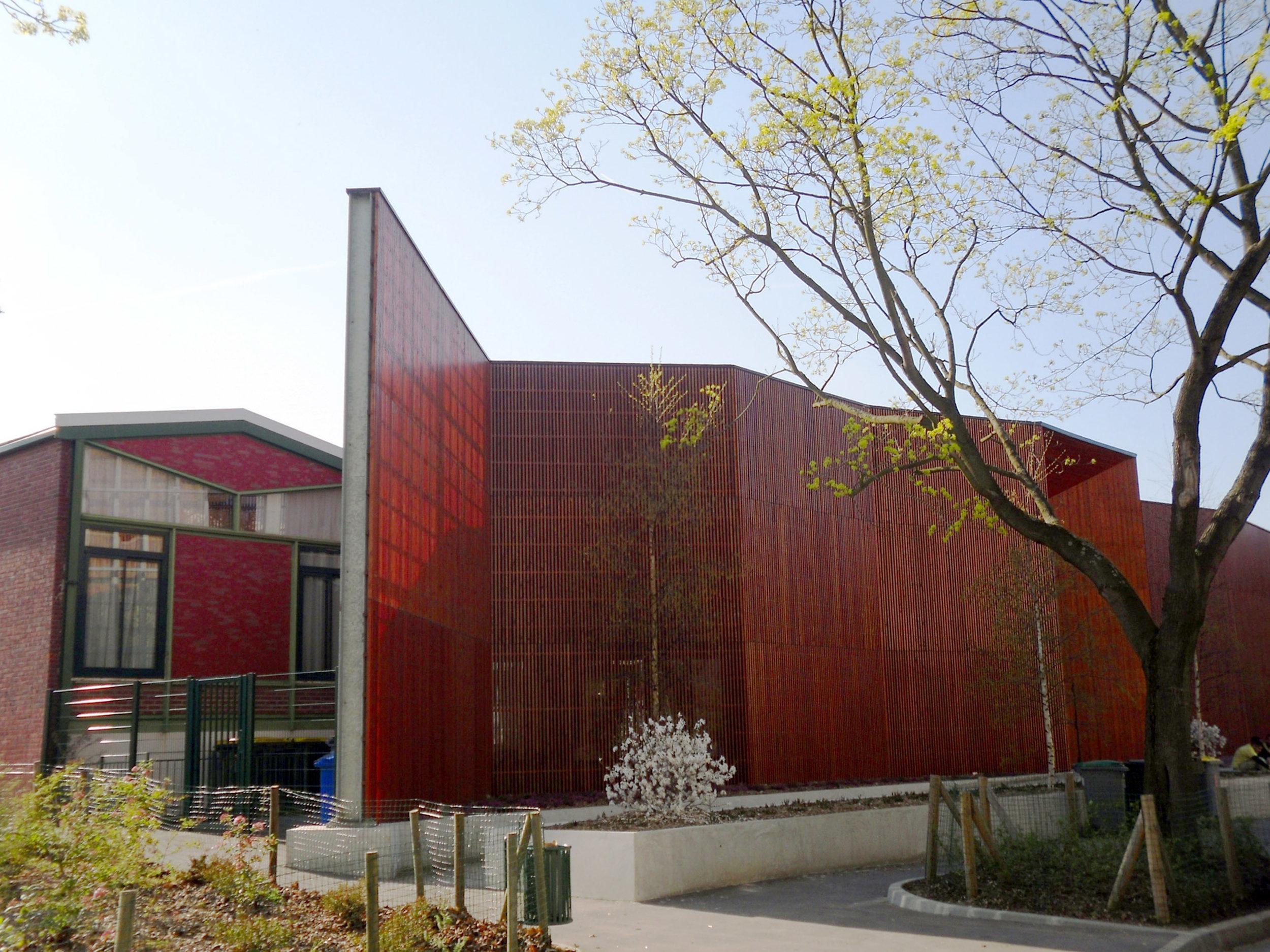 Le centre culturel Paul Bailliart - Massy