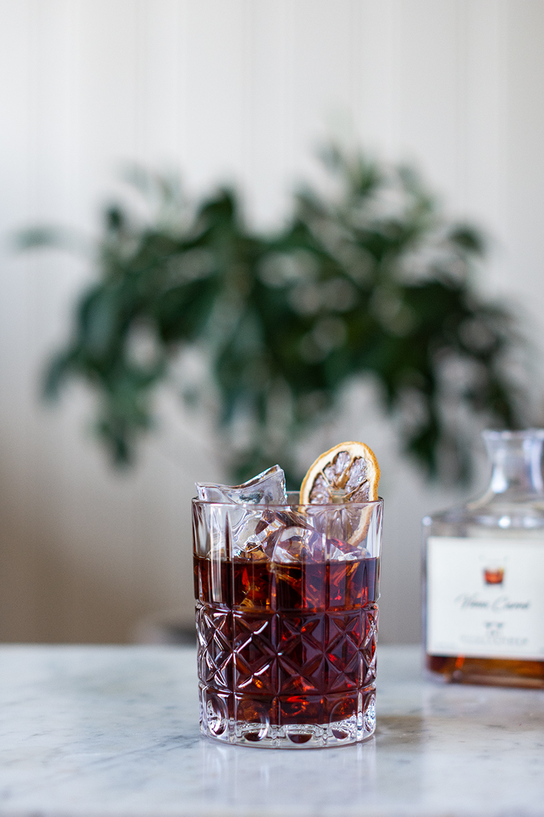 Cocktail Vieux Carré by Hometender.