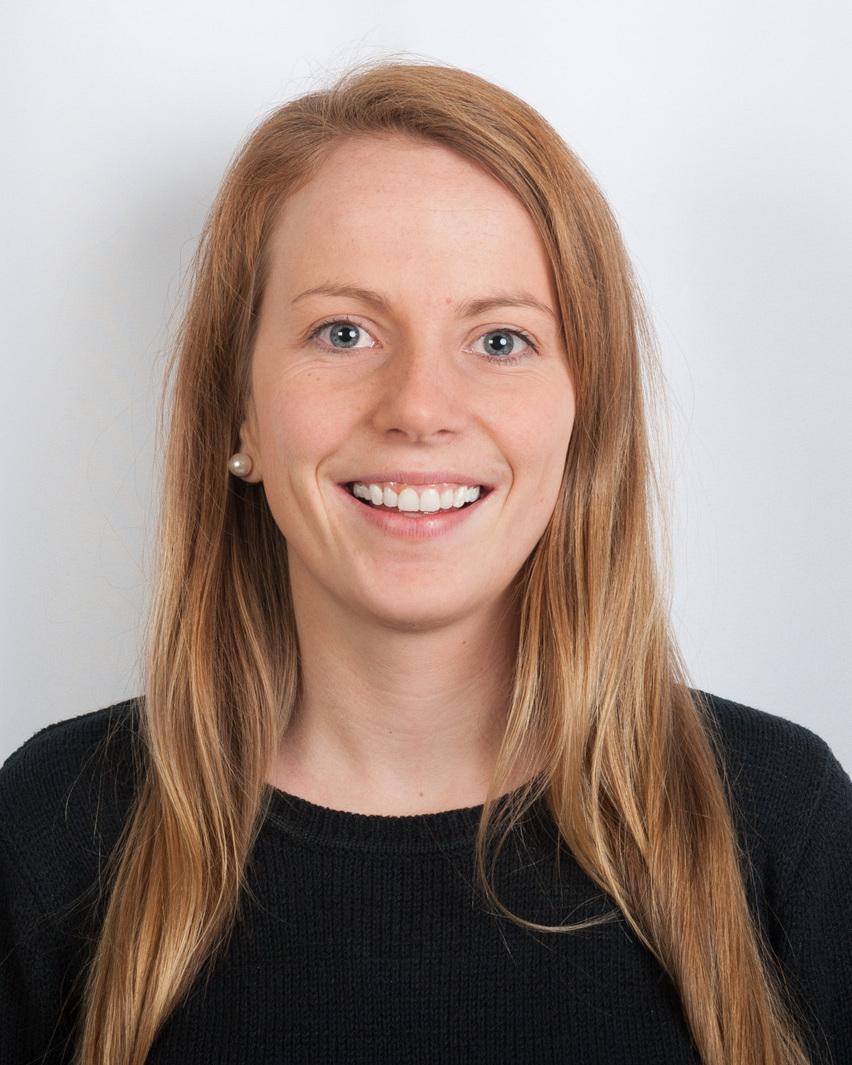 Deltager i tenketanken for ansatte under 35 år: Kristine Klungerbo, strukturingeniør i Axess.