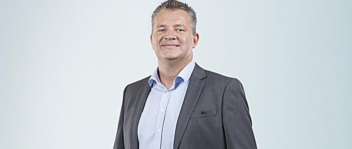 Vi ønsker velkommen til Sparebanken Møre, her ved Kolbjørn Heggdal, banksjef.