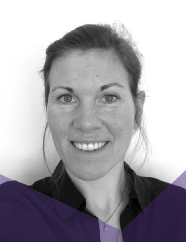 Hedda Nordby Krogstad (ph.d.) avdelingsingeniør i materialteknologi og mekanisk design i Brunvoll.