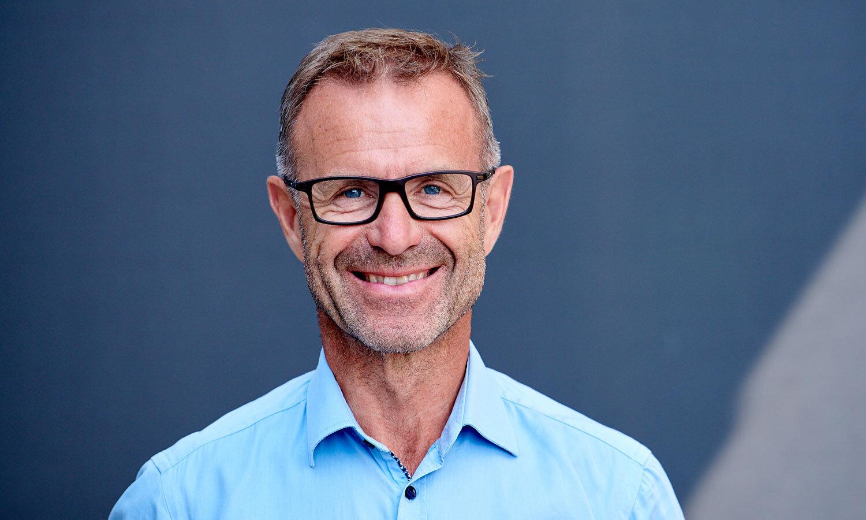Odd Tore Finnøy, CEO i Salmon Evolution.