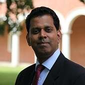 Dr. Chandler Velu, University of Cambridge.