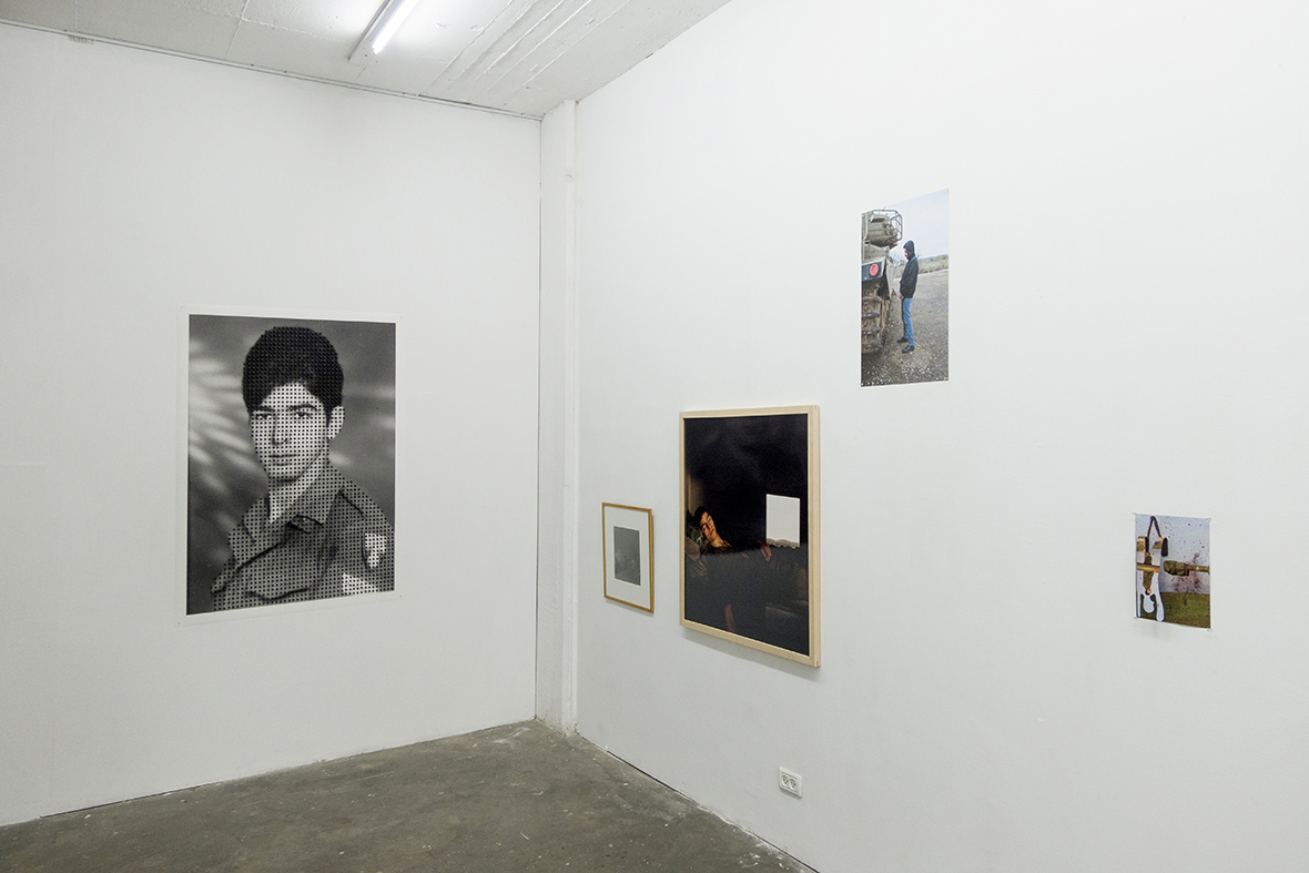 Untitled (Portrait of an anonymous soldier) |  Installation View
