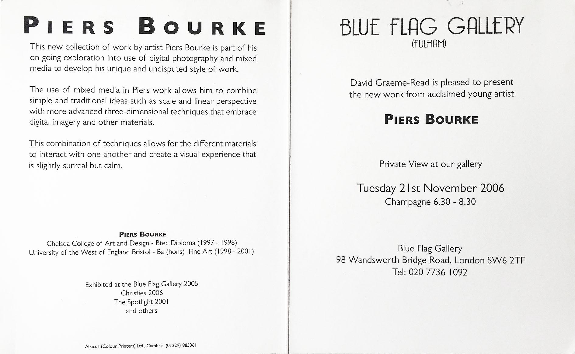 Blue Flag Gallery