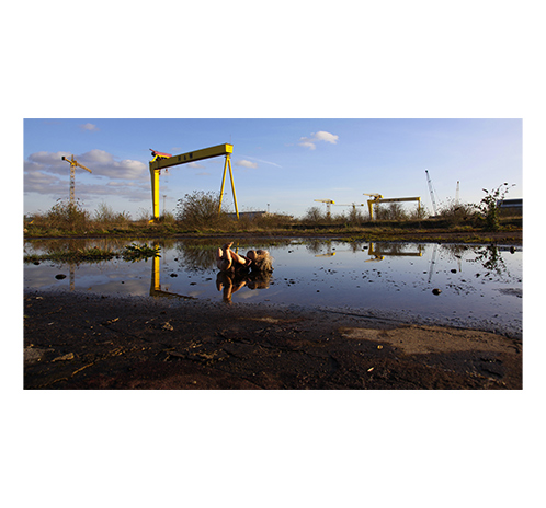 Harland and Wolff Shipyard – Belfast