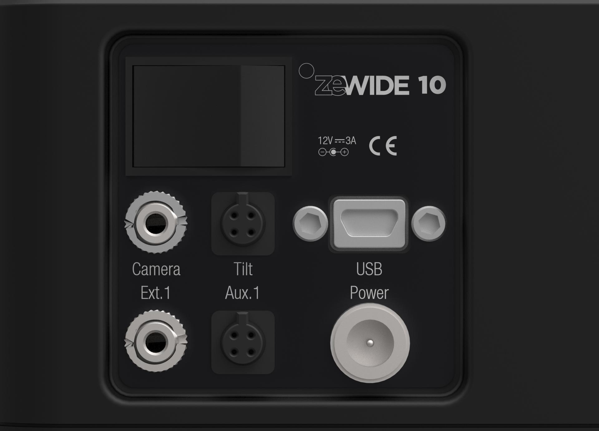zewide-accesorio-cámara-fotográfica-detalle-conexiones