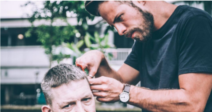 Interview: Josh Coombes, hairdresser for the homeless