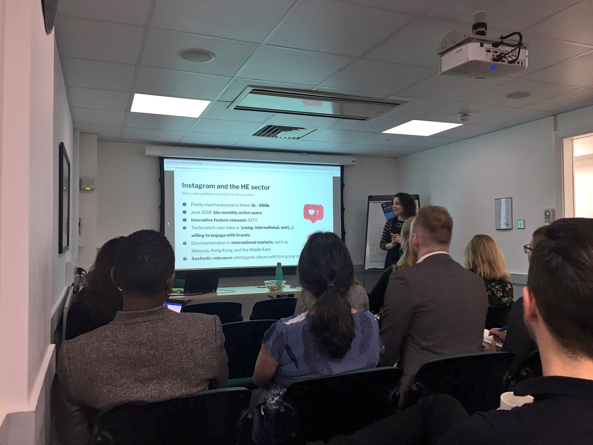 Blog: Round-Up of marketing conference