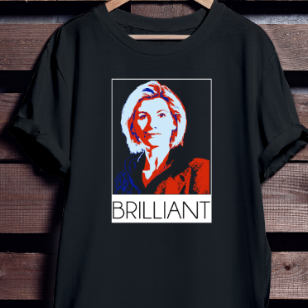Brilliant! - A brilliant gift for fans of the 13th Doctor.Designed and printed by our friends at Nerdy Gift Company.