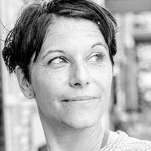 Tasha Del Percio - Propriétaire q-Turn Sàrl