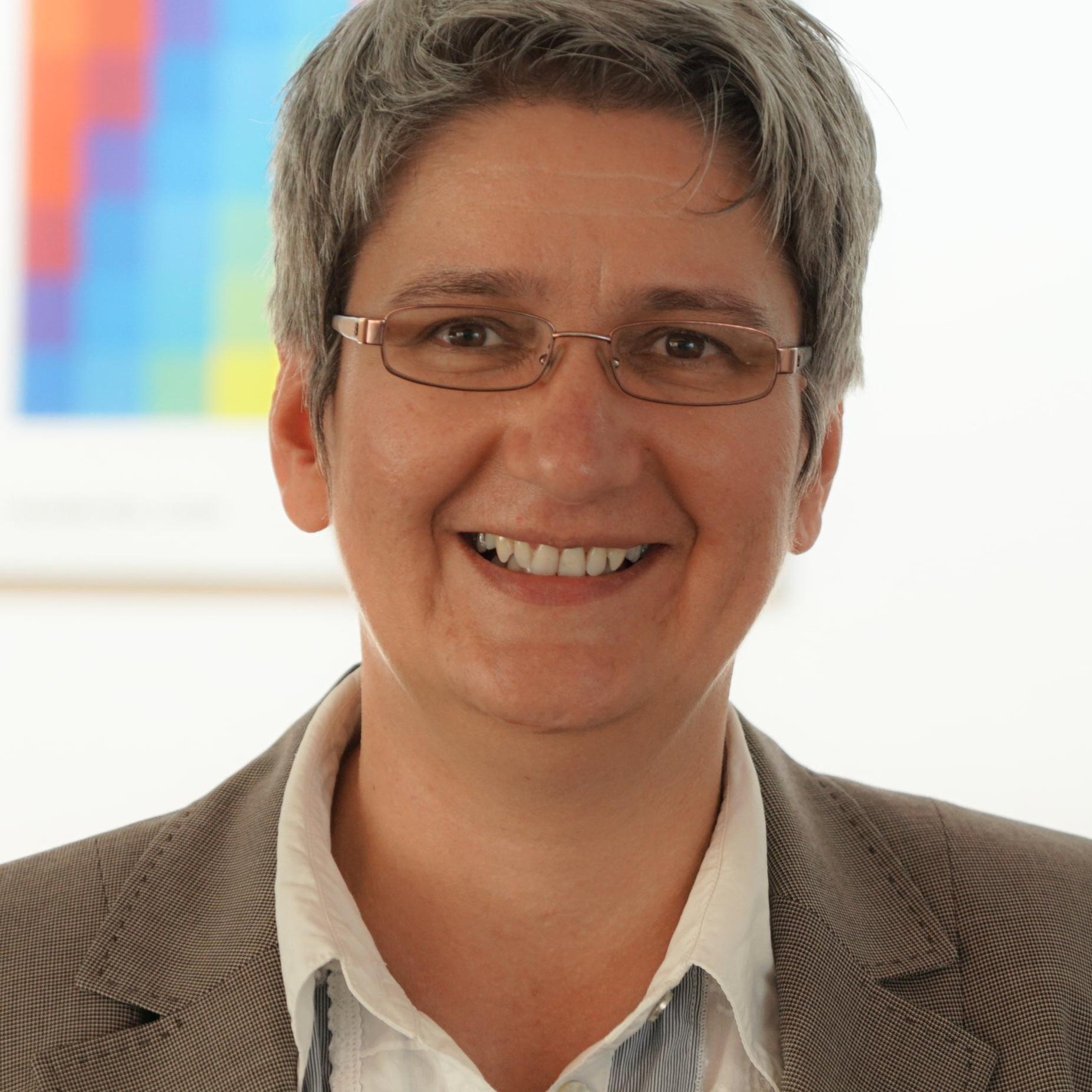 Gertraud Wachmann - Directrice Eckstein Bildungs- und Begegnungszentrum