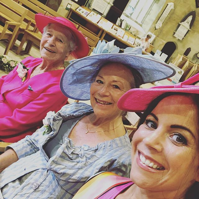 Hats, hats and more hats 👒  Hi 👋🏻 that's me...Melissa on the end there! And the two other beauties are my Mum and my Nannie Queenie (yep that is her real name) 👸🏼 What I really want to say is thank you to the lady in the middle 🥰 She makes it possible for me to work! It really does take a village! 🙌🏻Thank you to all the help, friends and family that make it all possible we couldn't do it without you  #ittakesavilliage #workthatworks #flexibleworking #flexappeal #parenting #motherhood #motherhoodunplugged #paidsocial #businessgrowth #mindset #family #findyourtribe #growthmindset #socialads #marketing #digitalmarketing #agency #freelancelife #socialmediaagency #sme #smm #smallbusiness #supportsmallbusiness