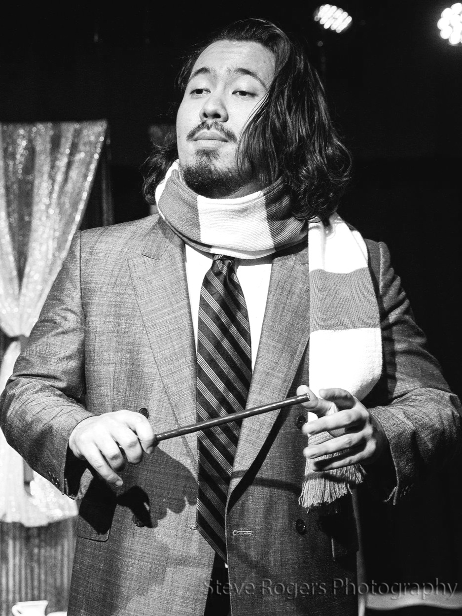 Way Spurr-Chen as The Which Doctor -