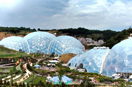the eden project WORKSHOPS - This fantastic centre provides the perfect backdrop for learning more about our world, our climate and the environment - three things we feel it is important to educate young people about. For more information on the Eden Project visit their website here.