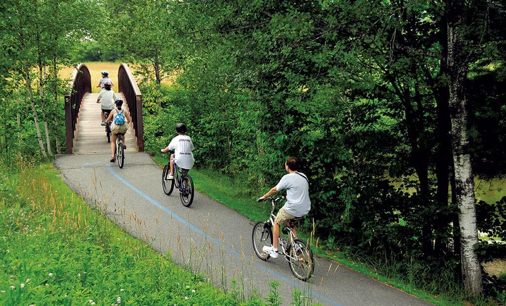 Stowe Bike Path